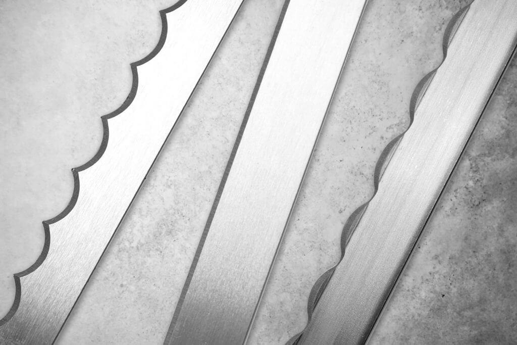 Bandknivar